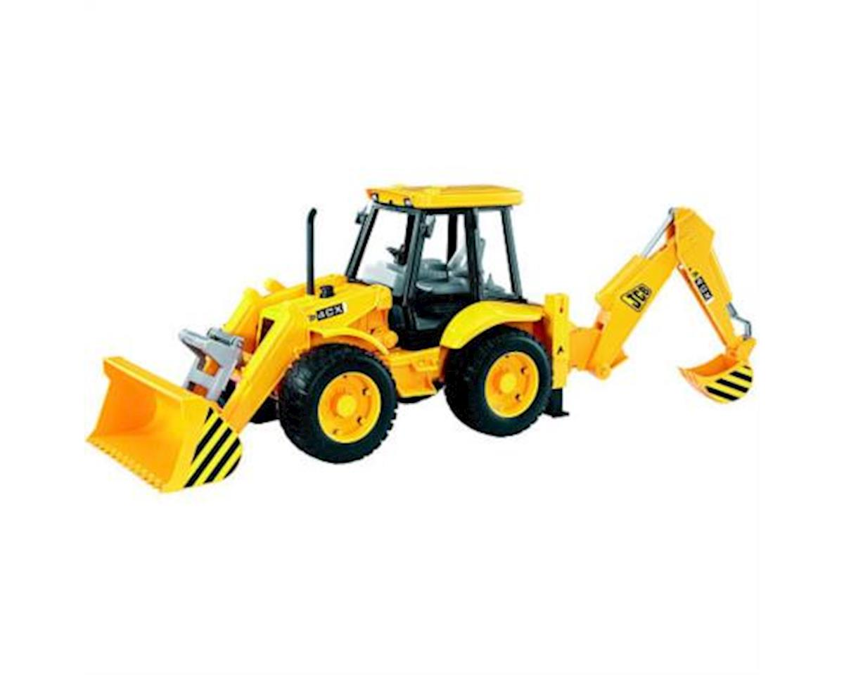 1/16 Jcb Backhoe Loader