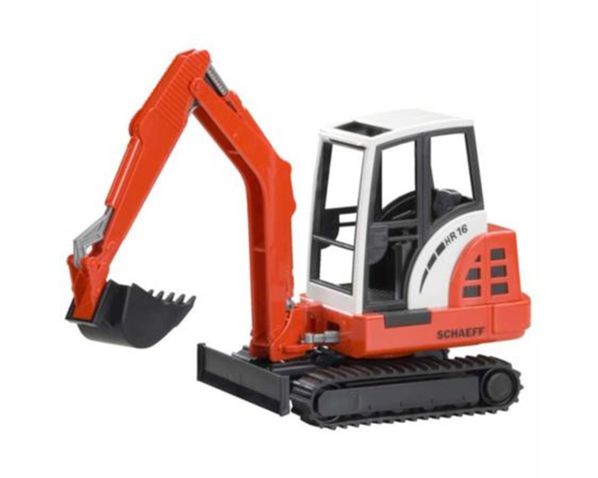 1/16 Schaeff Mini Excavator HR16