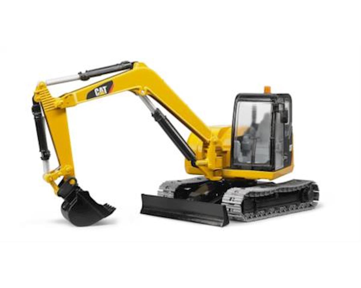 Bruder Toys 2457 CAT Mini Excavator Vehicle