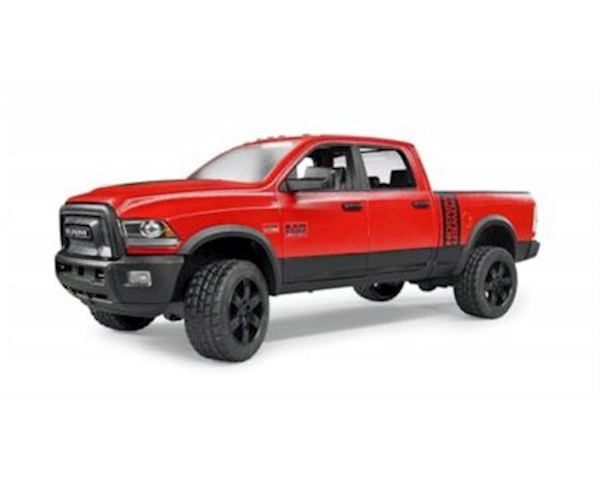 Bruder Ram 2500 Power Pick Up Truck Vehicle by Bruder Toys