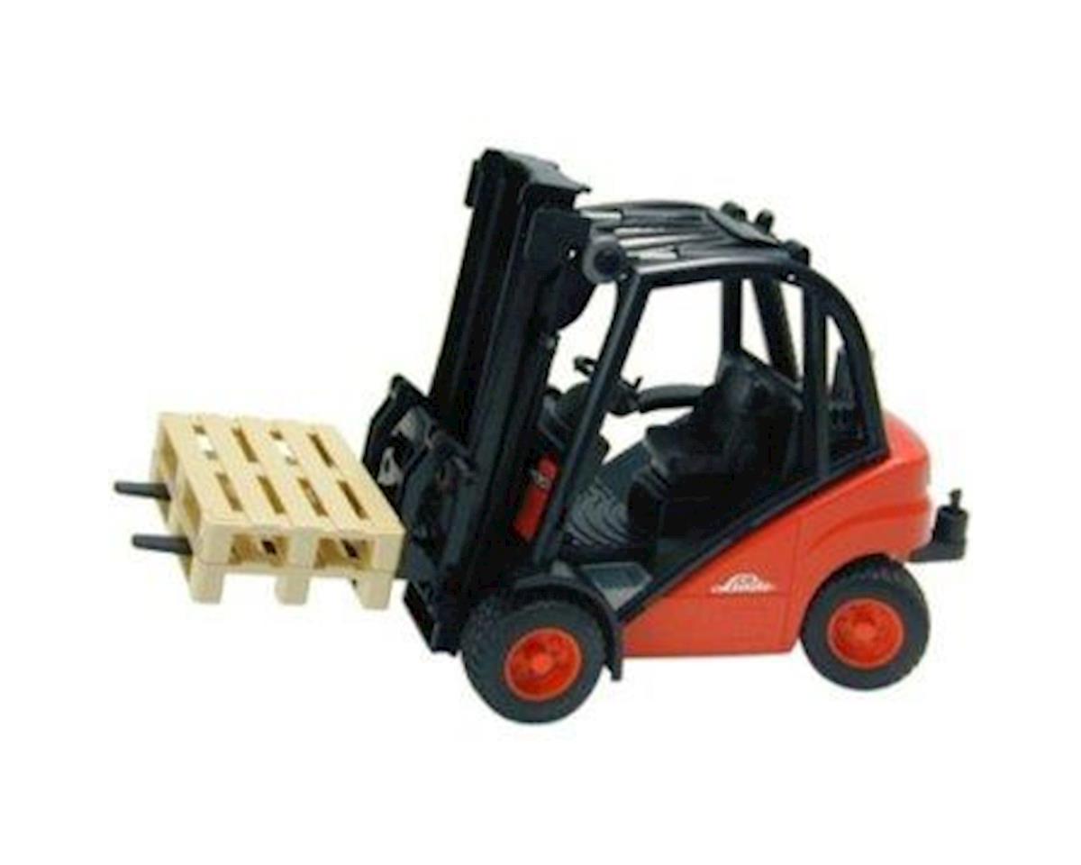 Bruder Toys 1/16 Linde H30D Fork Lift w/Pallet