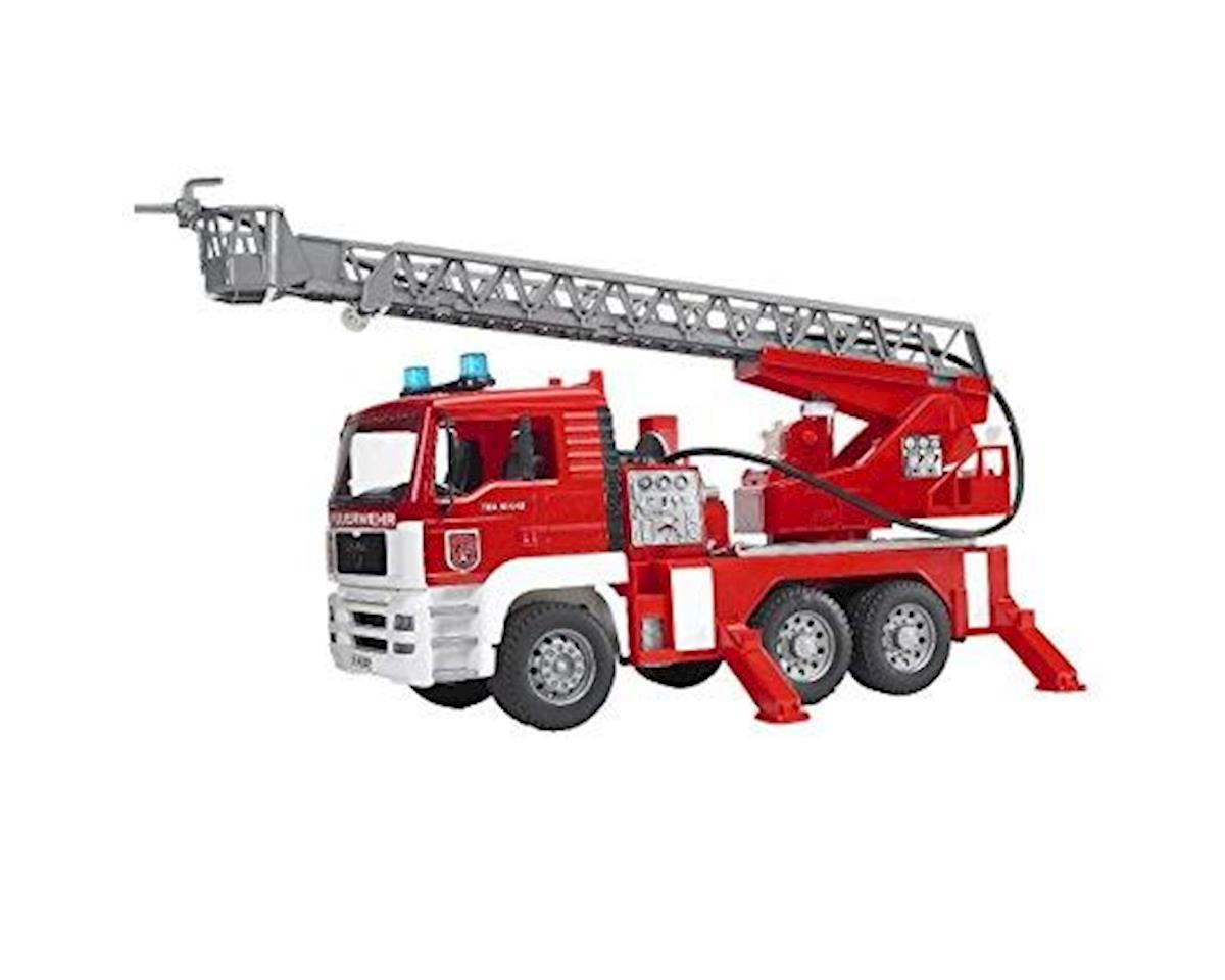 1/16 MAN Fire Engine w/Pump/Light & Sound