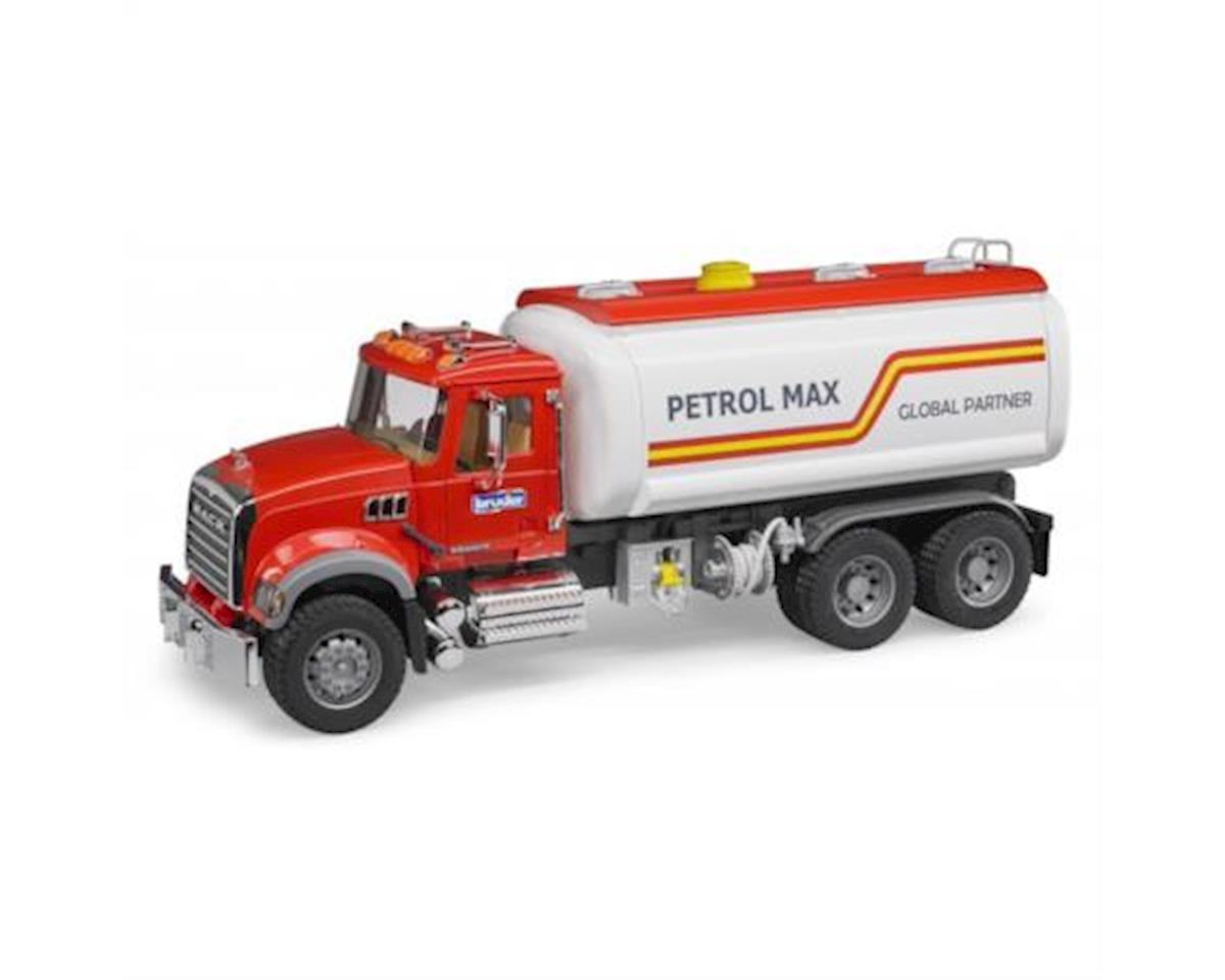Bruder Toys Bruder Mack Granite Tanker Truck Vehicle