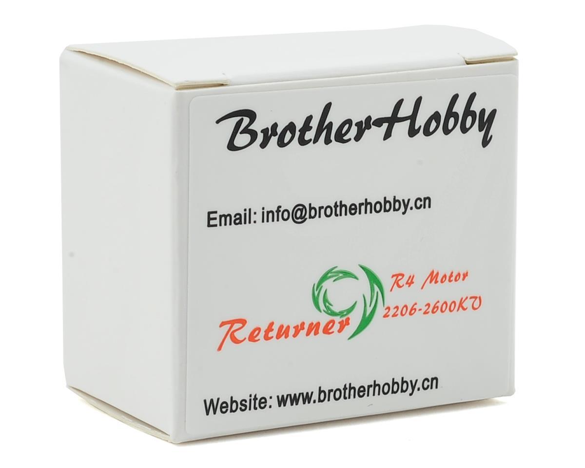 Brother Hobby Returner R4 2206-2600kV Brushless Motor