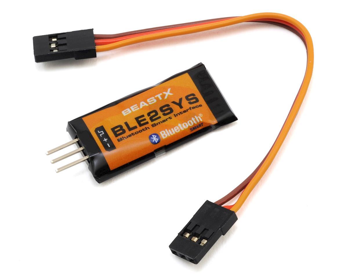 BeastX Microbeast Bluetooth Smart Interface