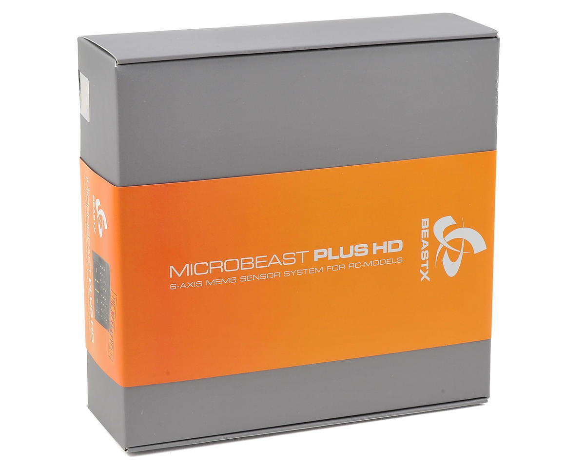 Microbeast Plus HD Flybarless Unit by BeastX
