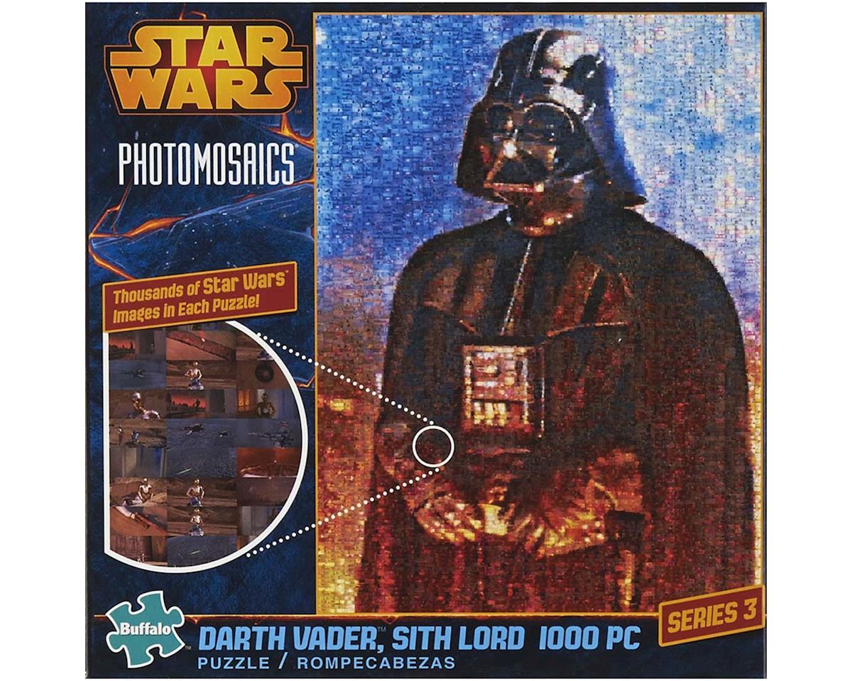 Buffalo Games 10605 Photomosaic Star Wars Darth Vader Sith Lord 1000p
