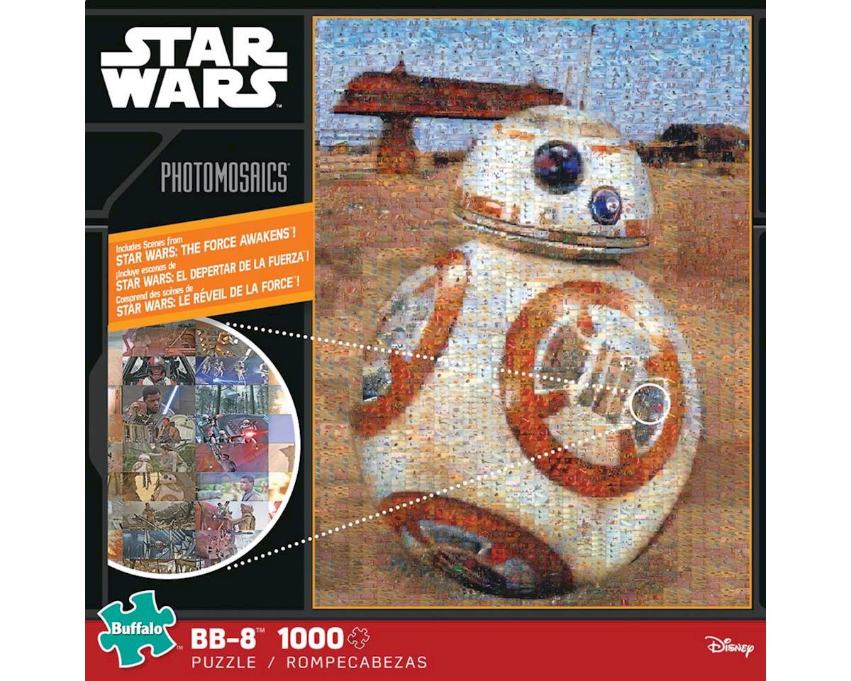 Star Wars Episode Vii Bb-8 1000Pcs
