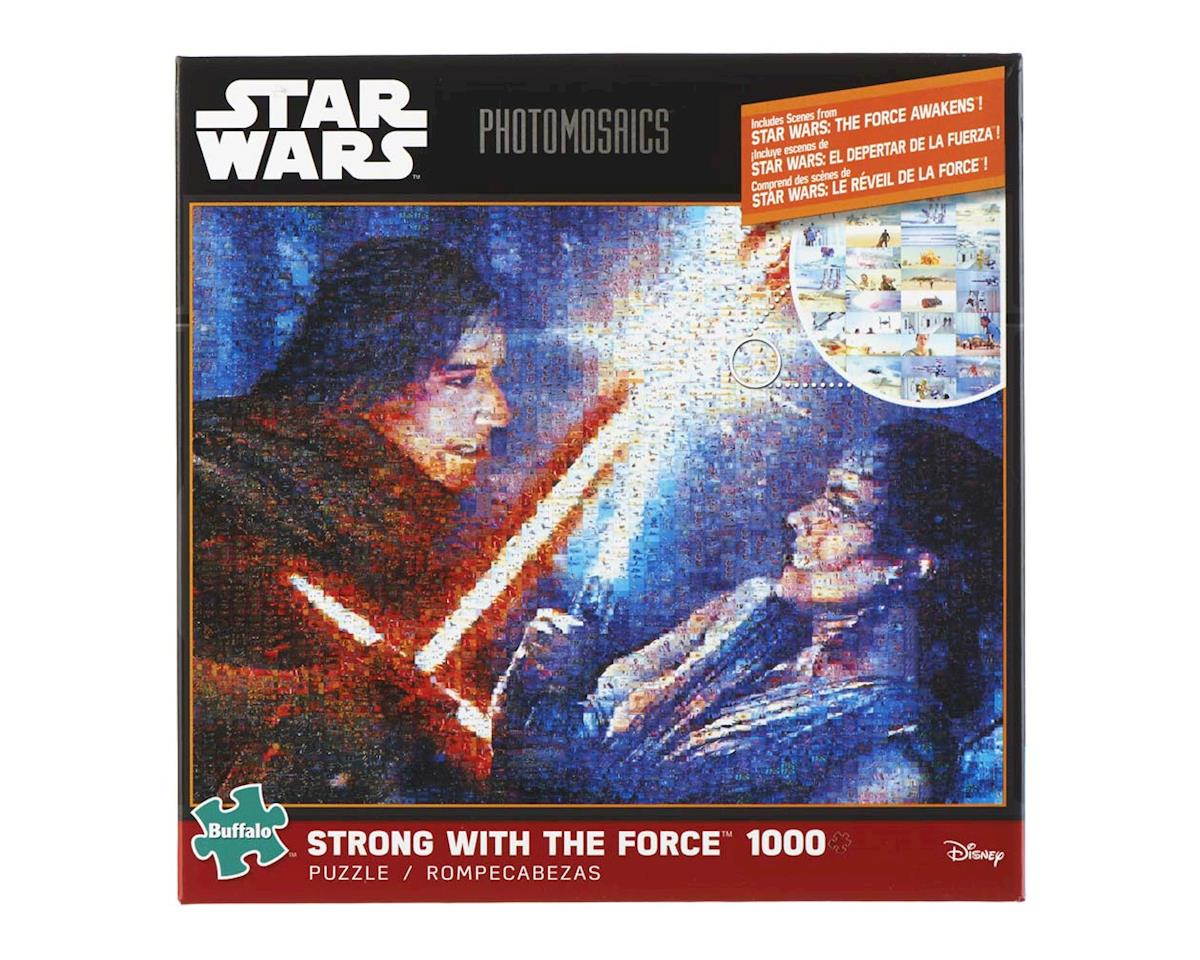 10616 Photomosaic Star Wars Strong with the Force by Buffalo Games