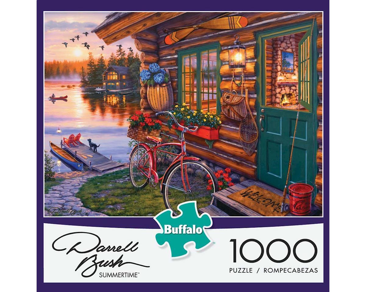 Buffalo Games 11230 Bush Summertime 1000pcs