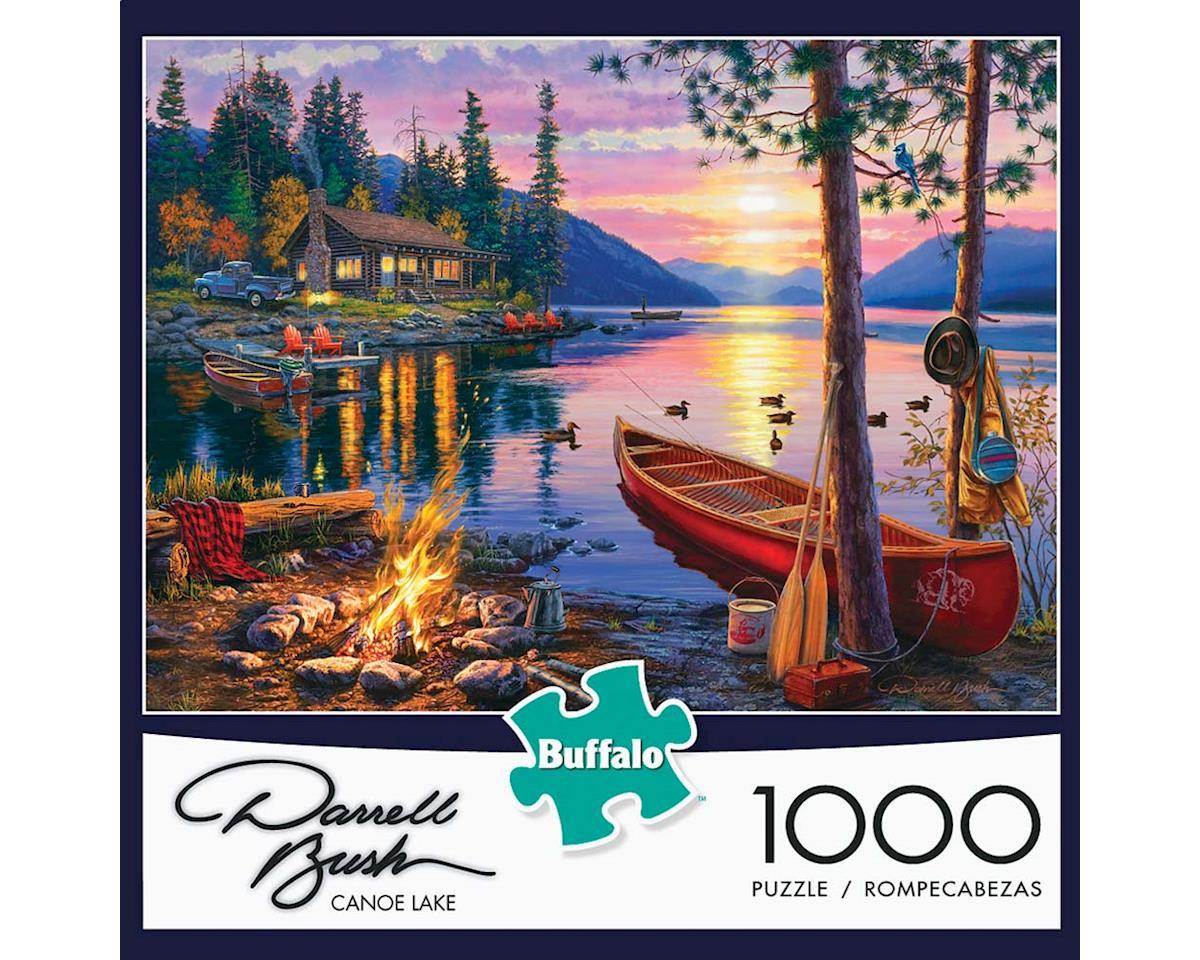 Buffalo Games 11240 Canoe Lake 1000pcs