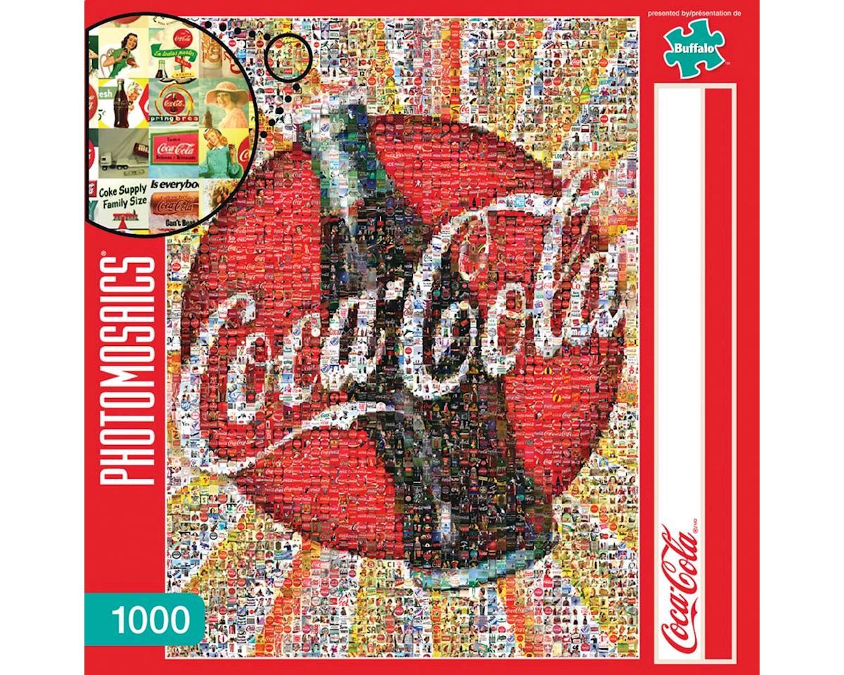 Buffalo Games 11268 Coca-Cola Photomosaic 1000pcs