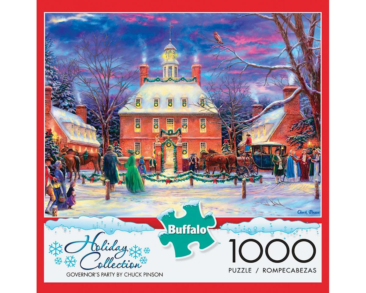 Buffalo Games 11388 Governor's Party 1000pcs