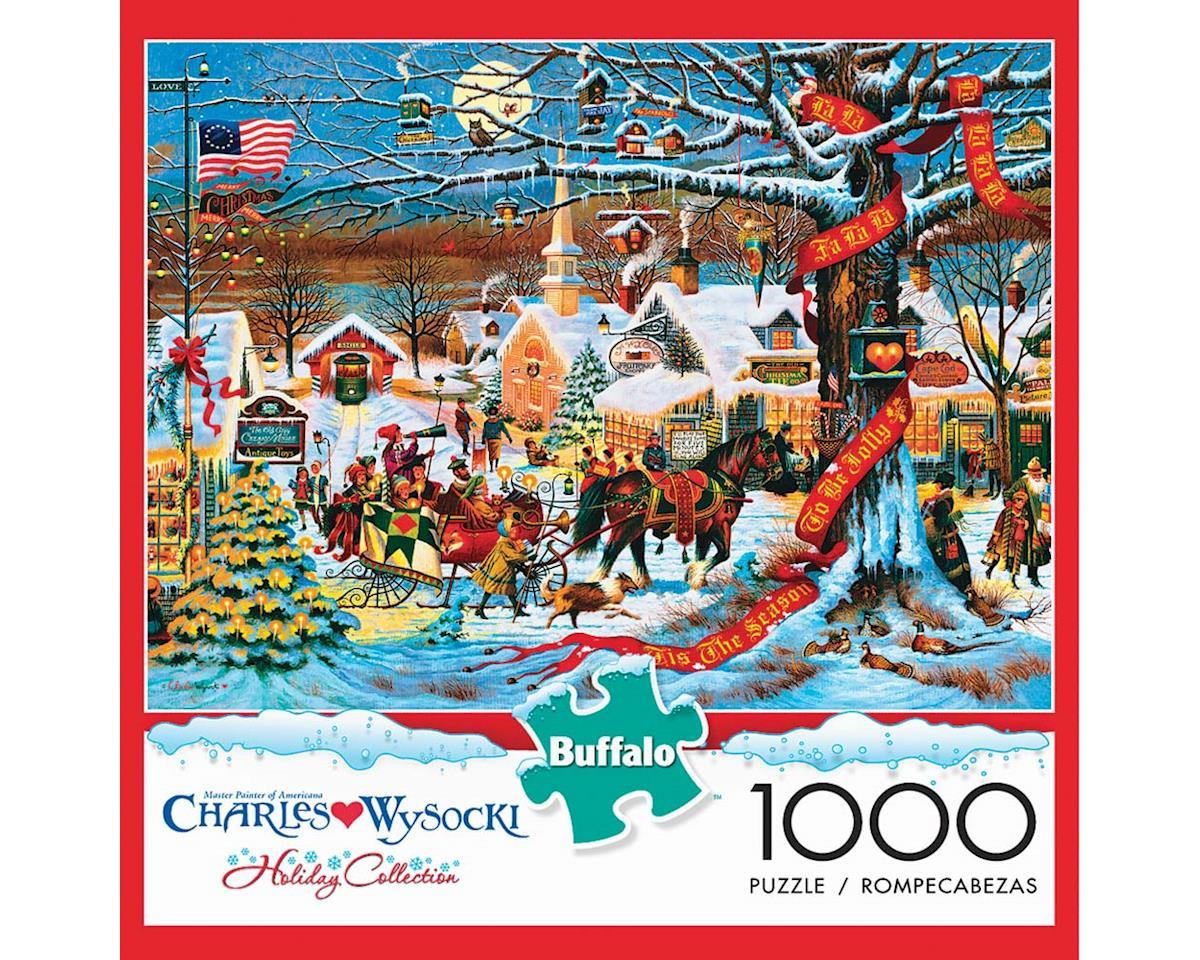 Buffalo Games 11425 Small Town Christmas 1000pcs