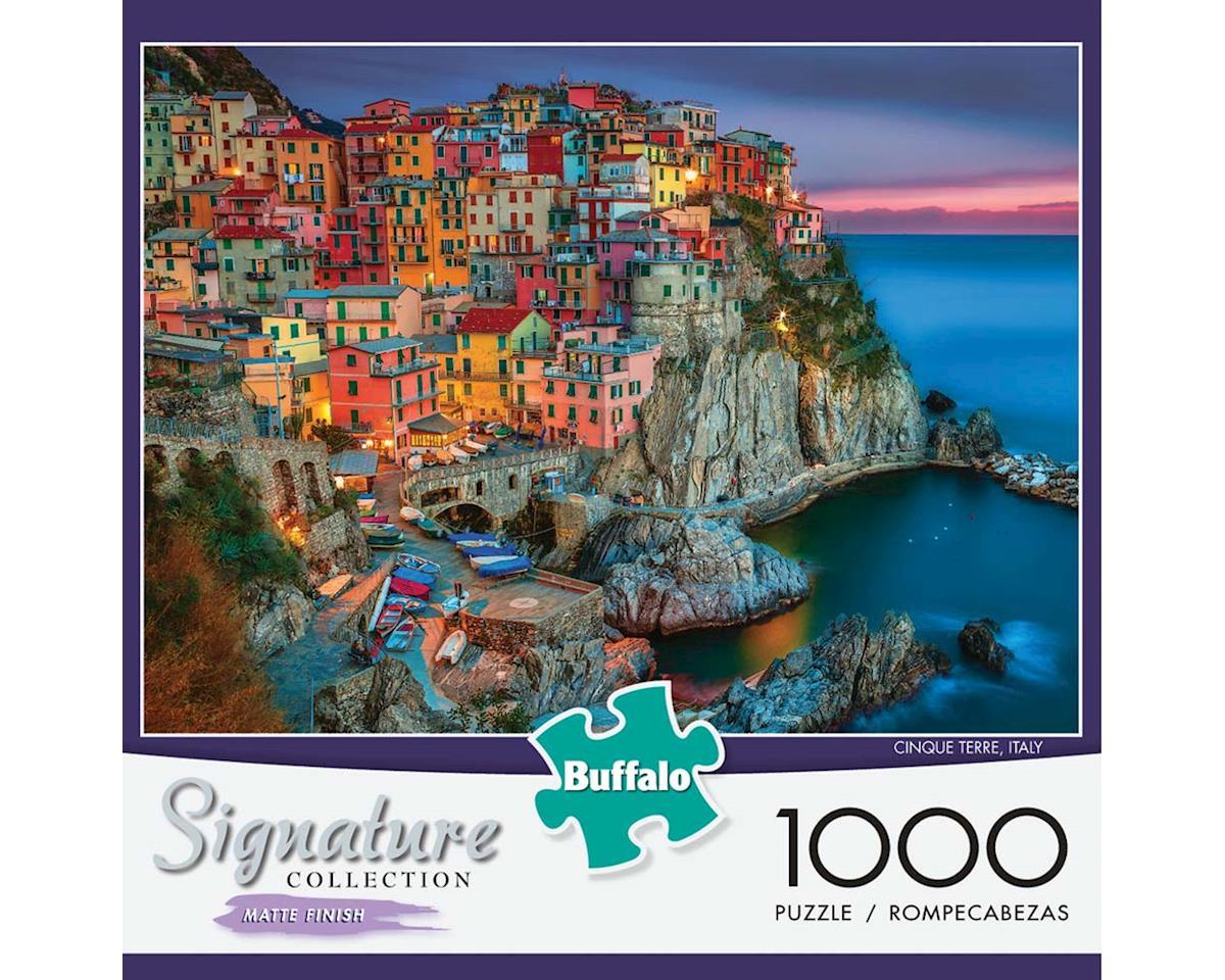 Buffalo Games 1418 Cinque Terre 1000pcs
