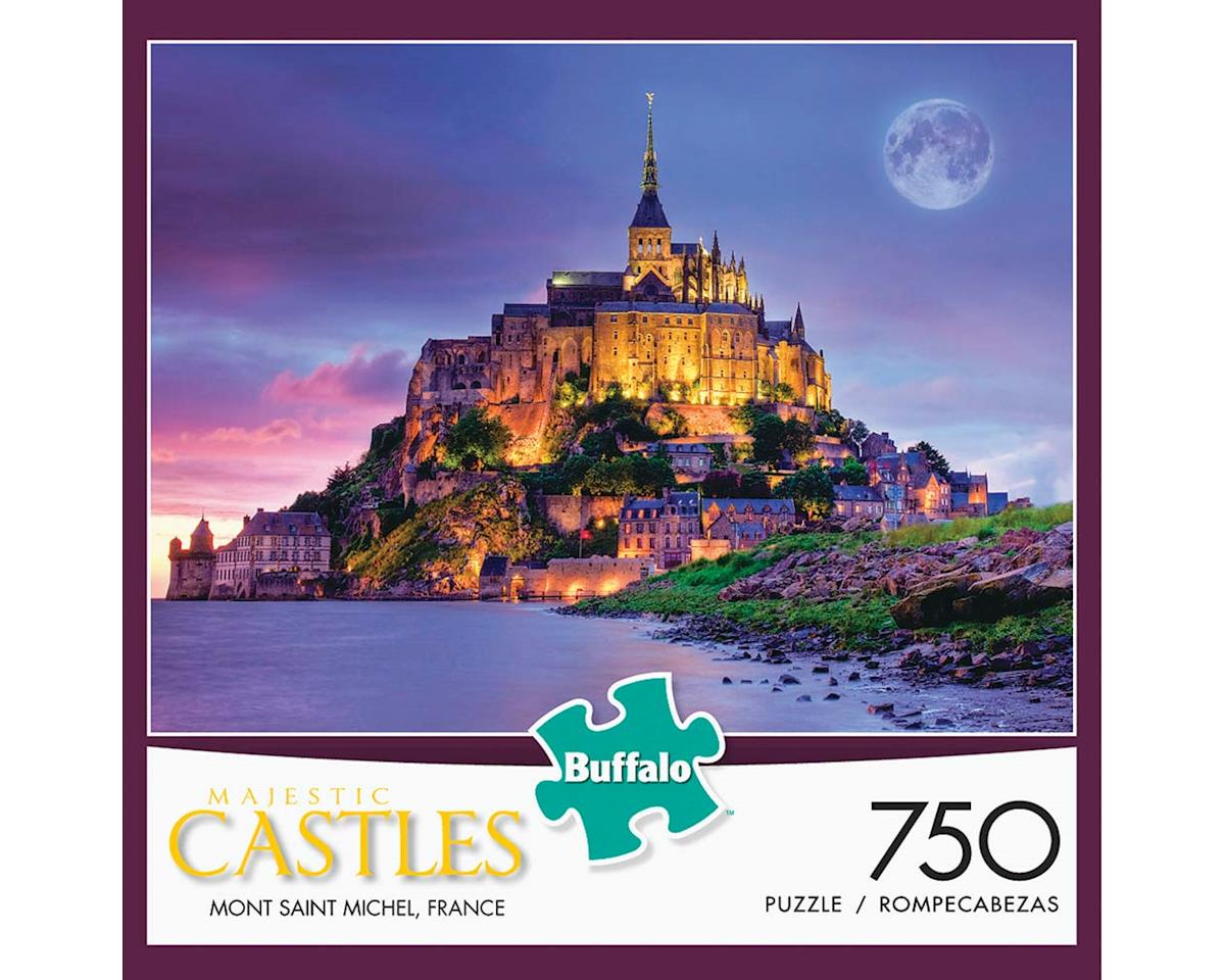 17057 Mont St. Michel RP 750pcs by Buffalo Games