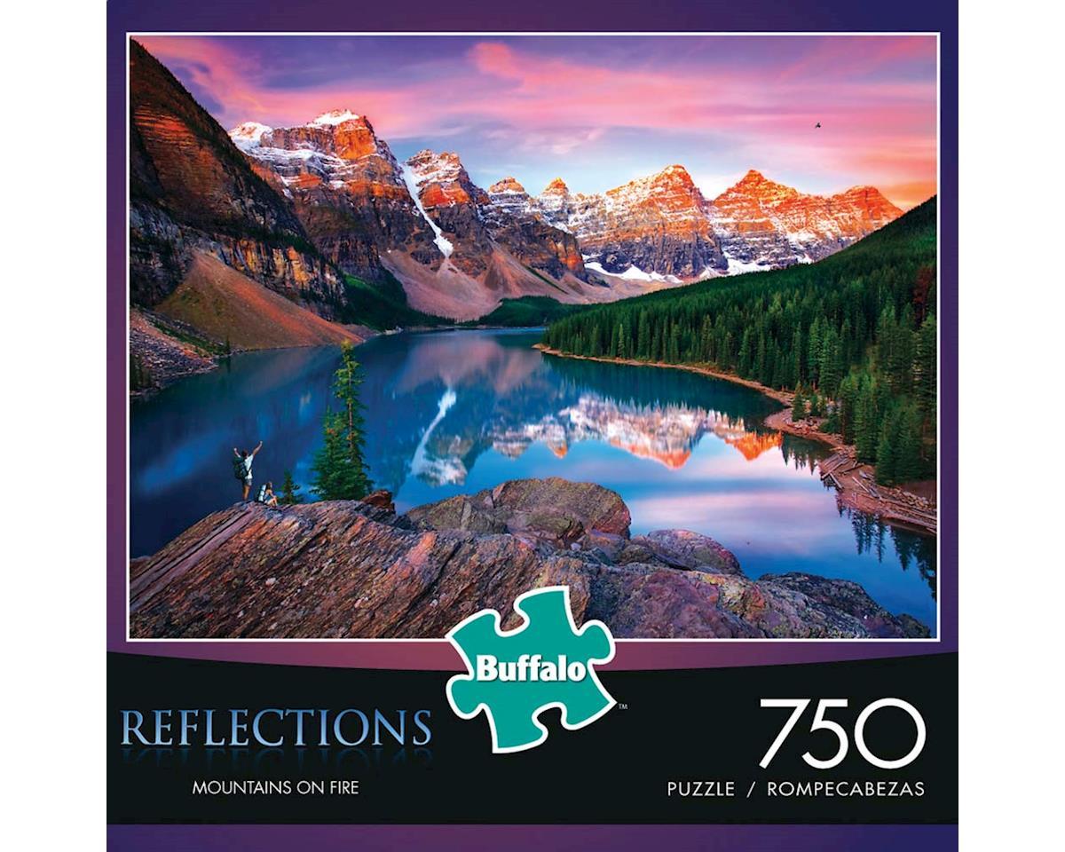 Buffalo Games 17092 Mountains On Fire 750pcs