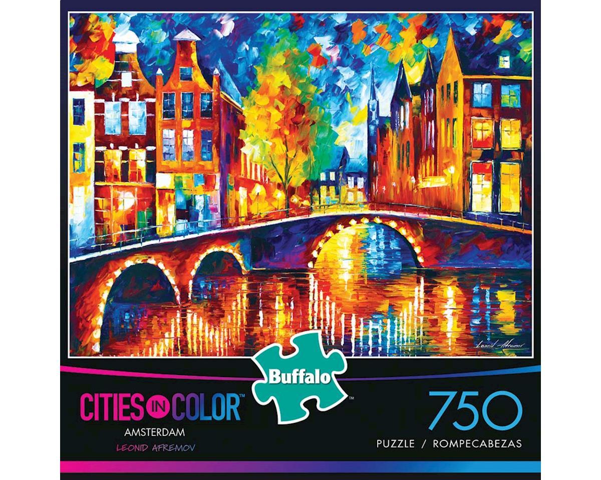 Buffalo Games 17113 Amsterdam 750pcs