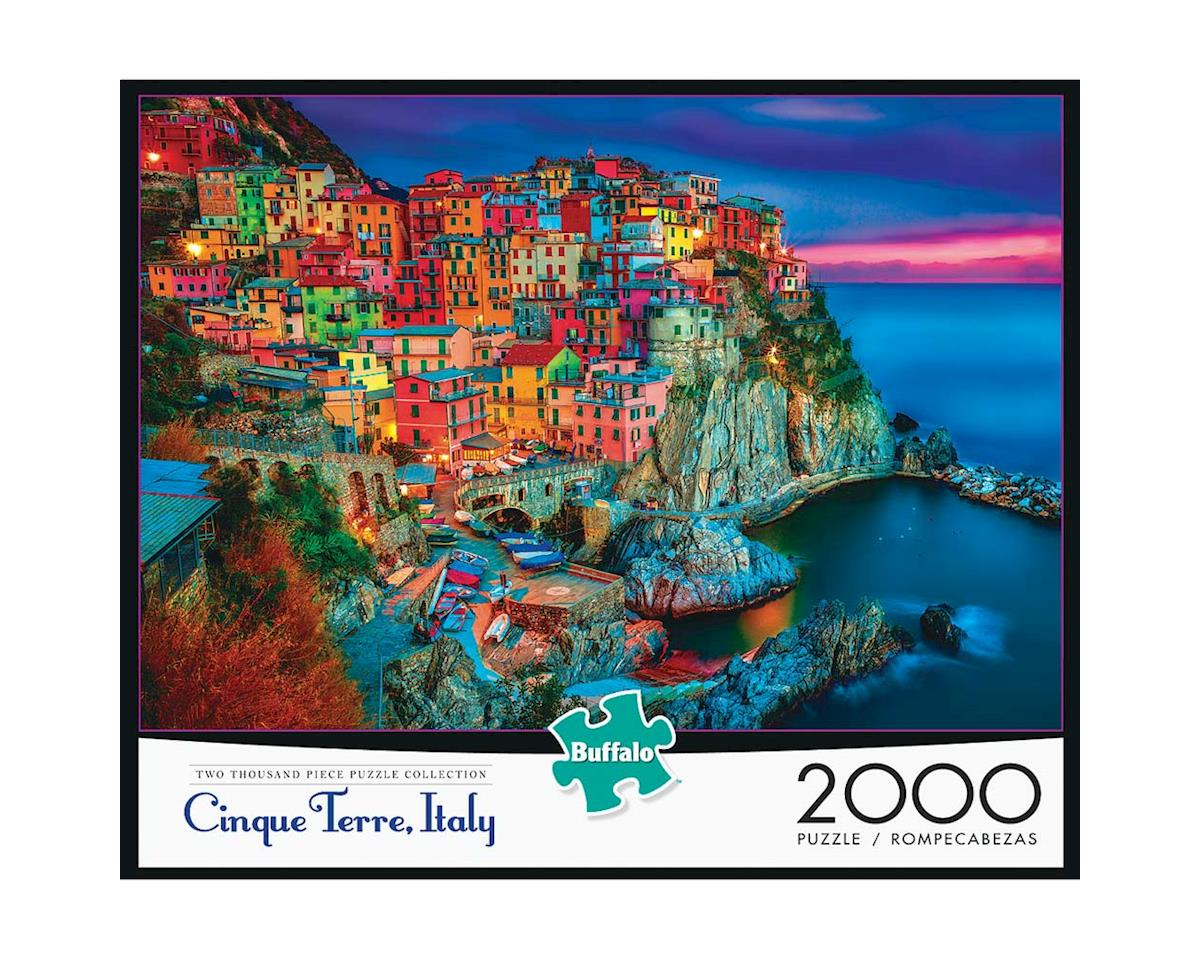 Buffalo Games 2034 New Cinque Terre 2000pcs