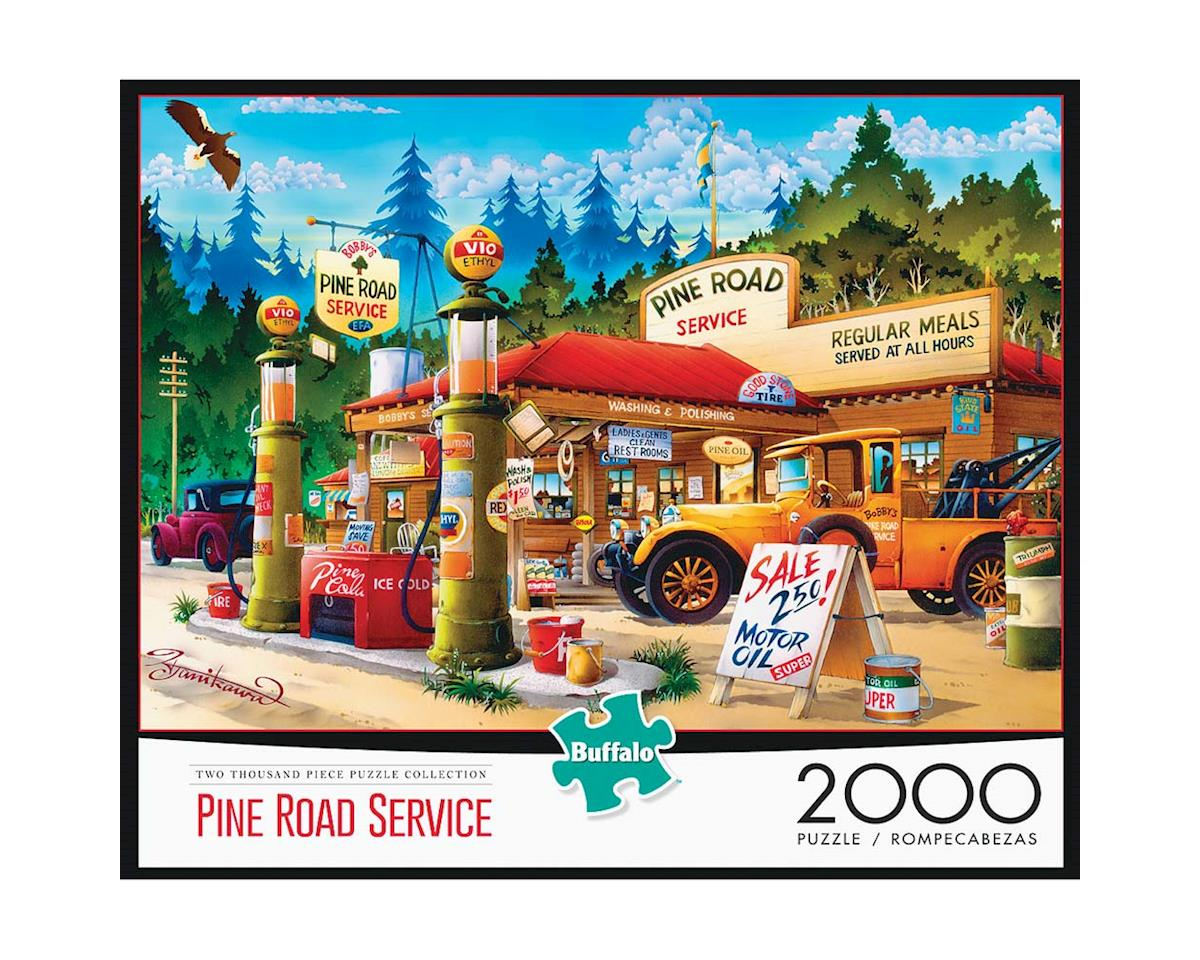 Buffalo Games 2043 Pine Road Service 2000pcs