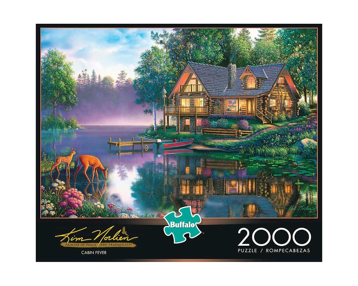 Buffalo Games 2047 Cabin Fever 2000pcs