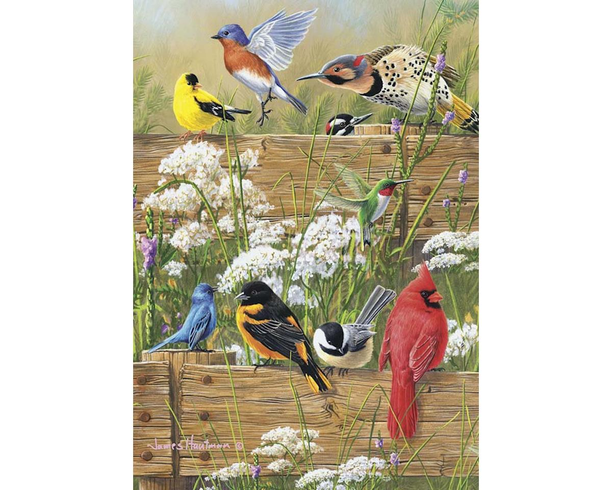 Buffalo Games 2496 Hautman Songbird Menagerie 300pcs