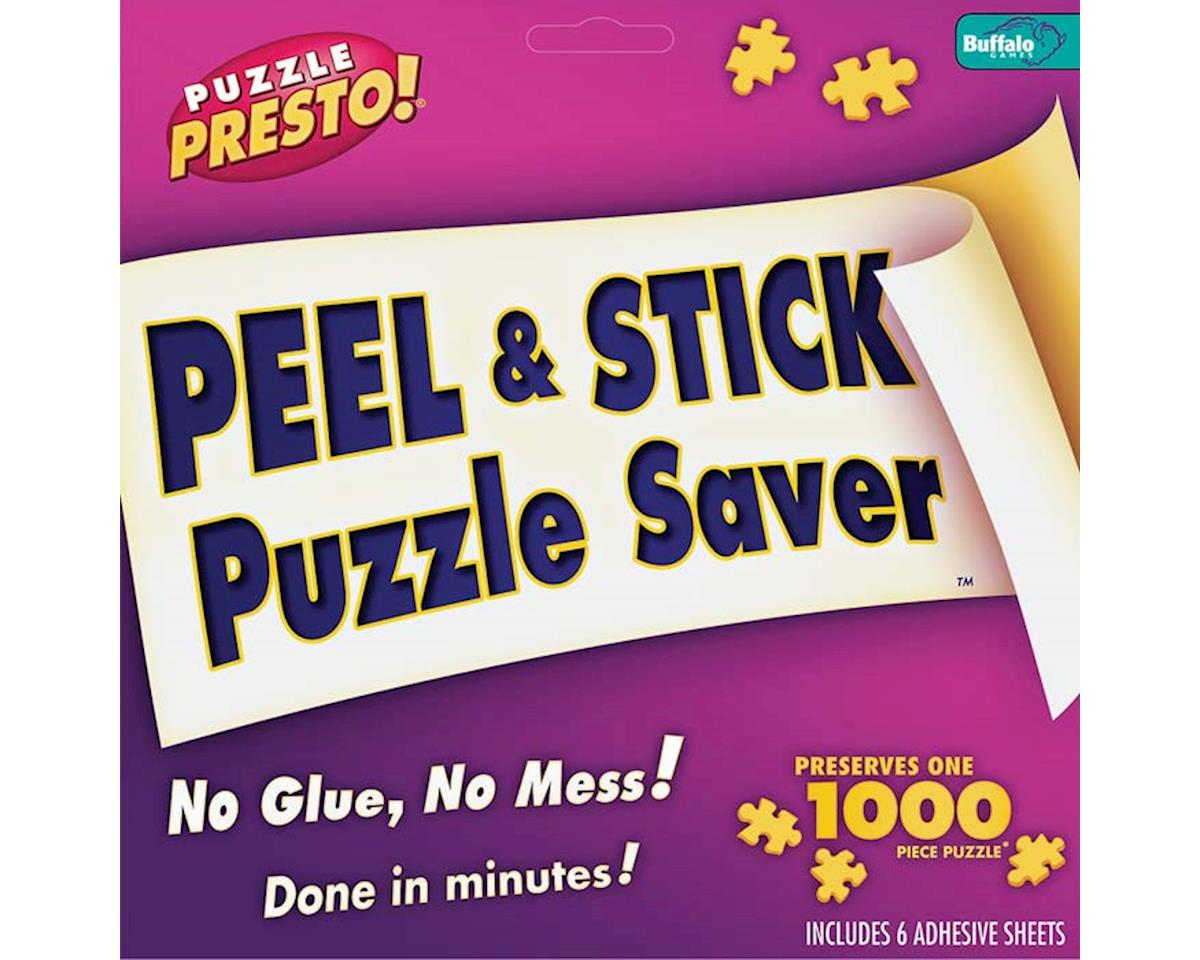 Buffalo Games  Puzzle Presto Peel/Stick Puzzle Saver