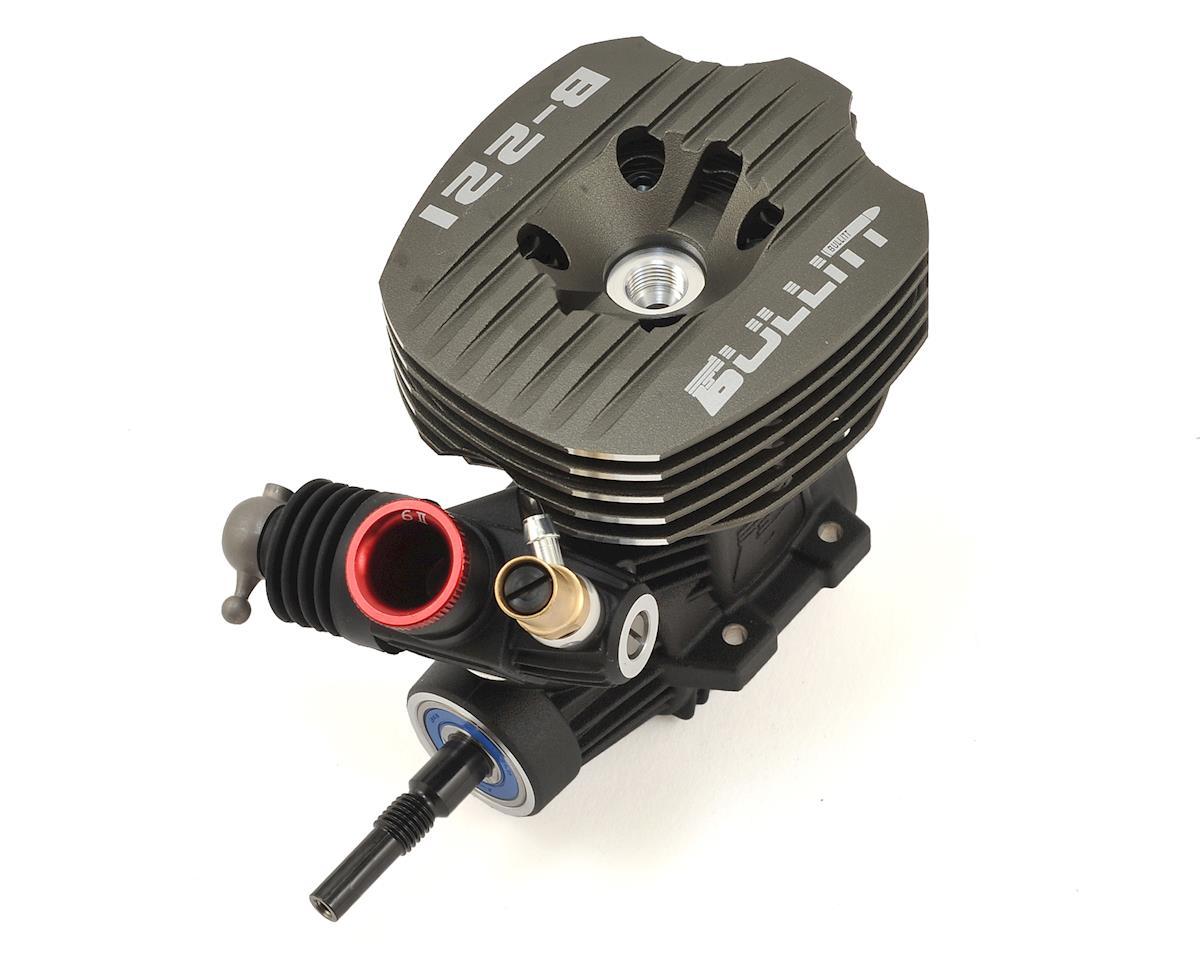 Bullitt B-221 .21 Low Profile Off-Road Nitro Engine