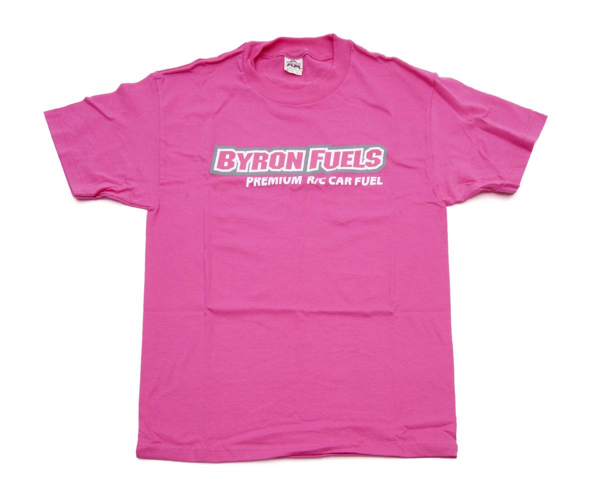 "Byron Originals ""Gen2"" Ladies T-Shirt (Pink)"