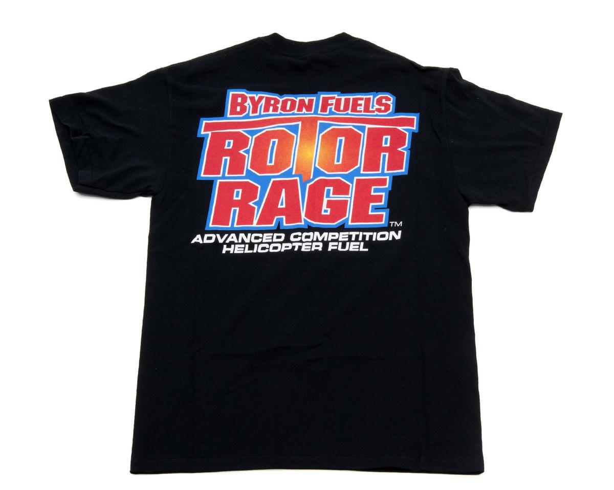 "Byron Originals ""Rotor Rage"" T-Shirt (Black)"