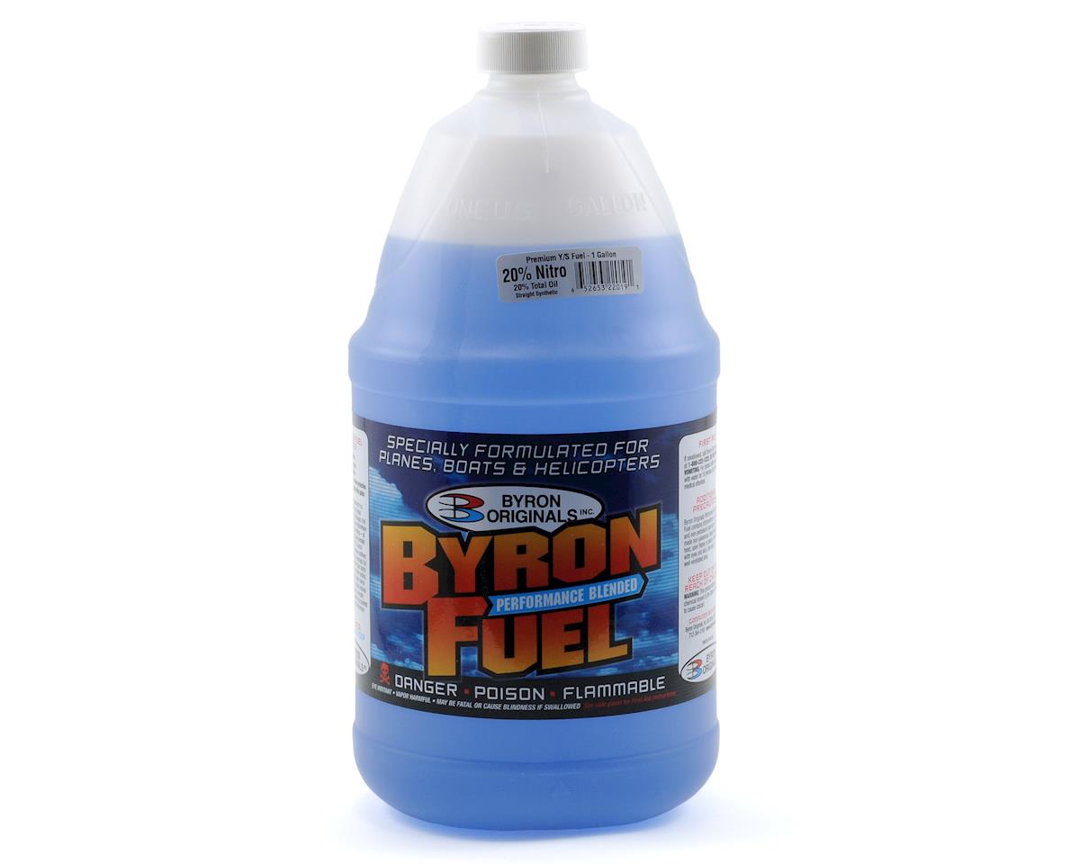 Byron Originals 20/20 Premium YS Fuel (Four Gallons)