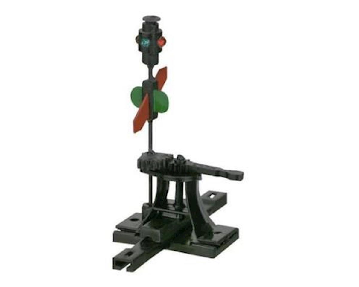 Caboose Industries HO High Level Switch Stand w/Targets, Rigid