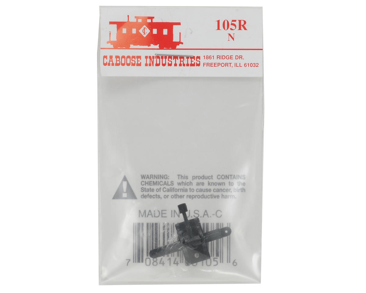 Caboose Industries N-Scale Rigid Ground Throw