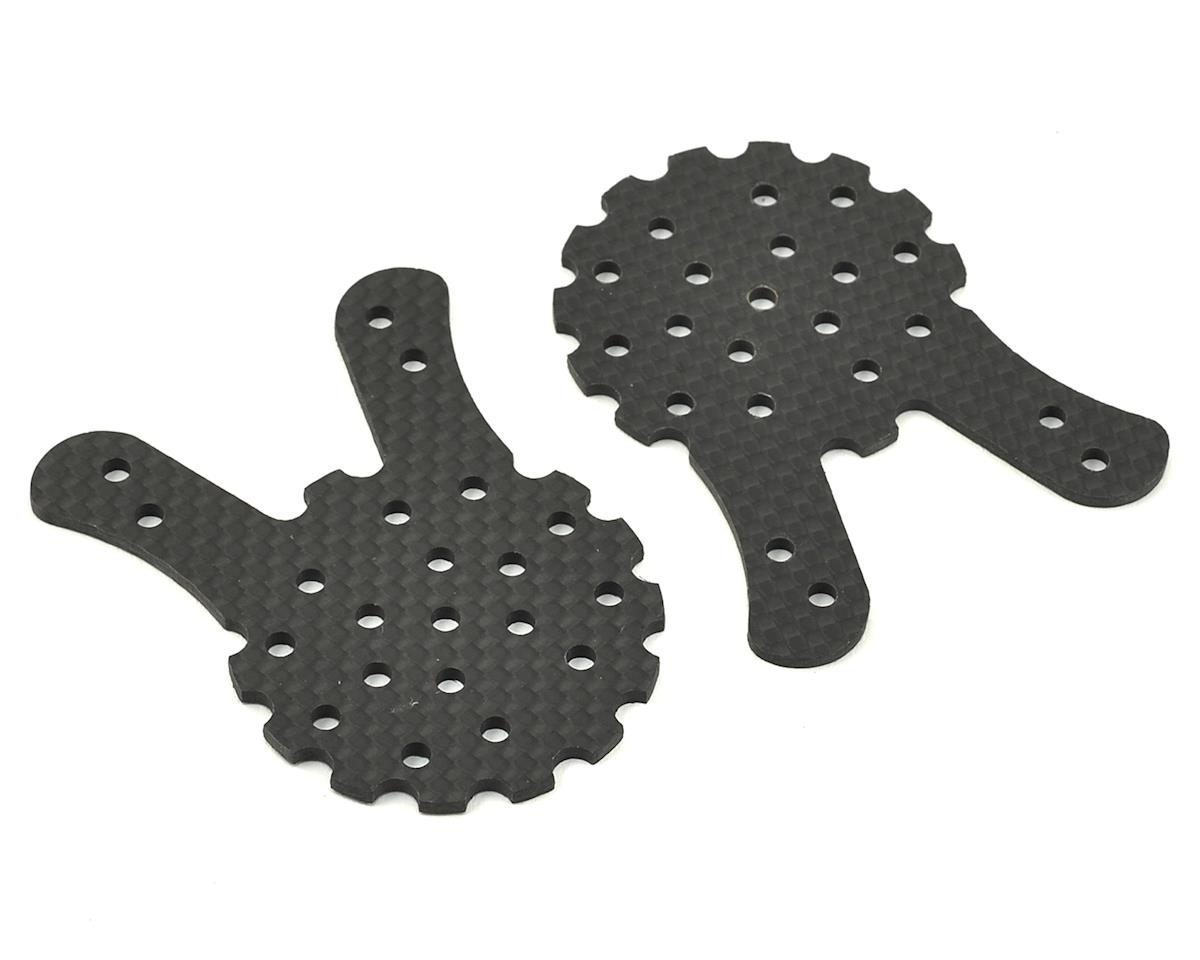 CBE RC Fab Carbon Shock Gear
