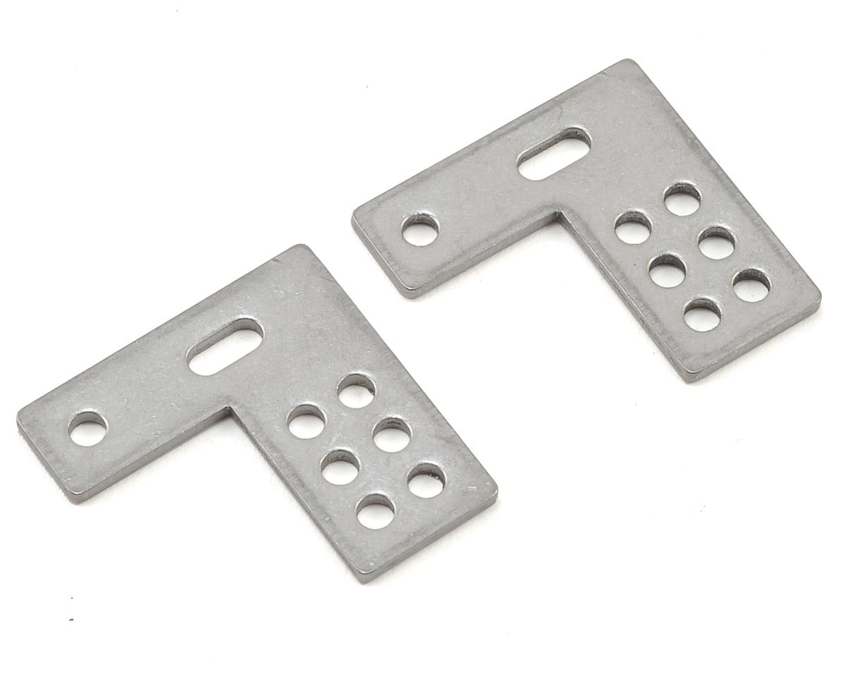 Steel Multi Link Tab (2) by CBE RC Fab