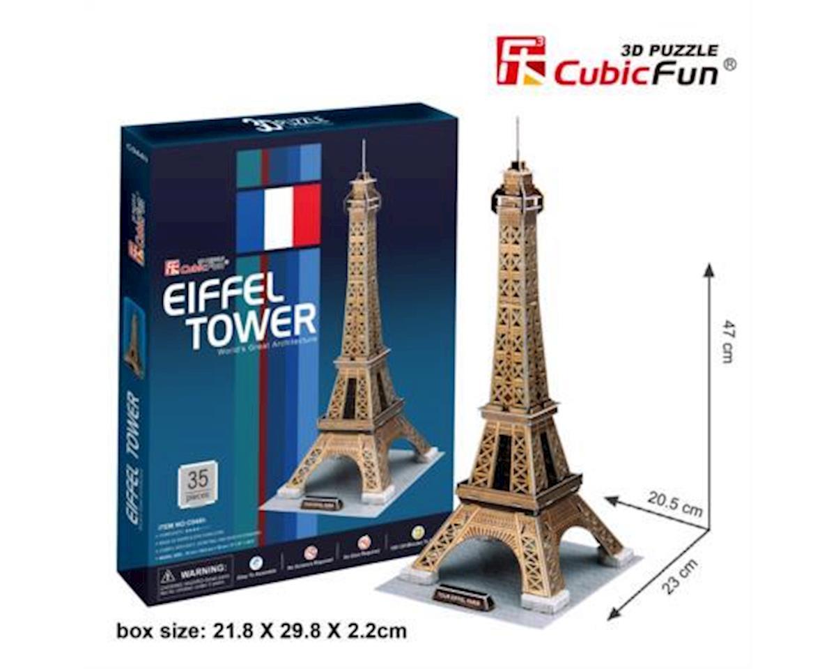 un Eiffel Tower 3D Puzzle