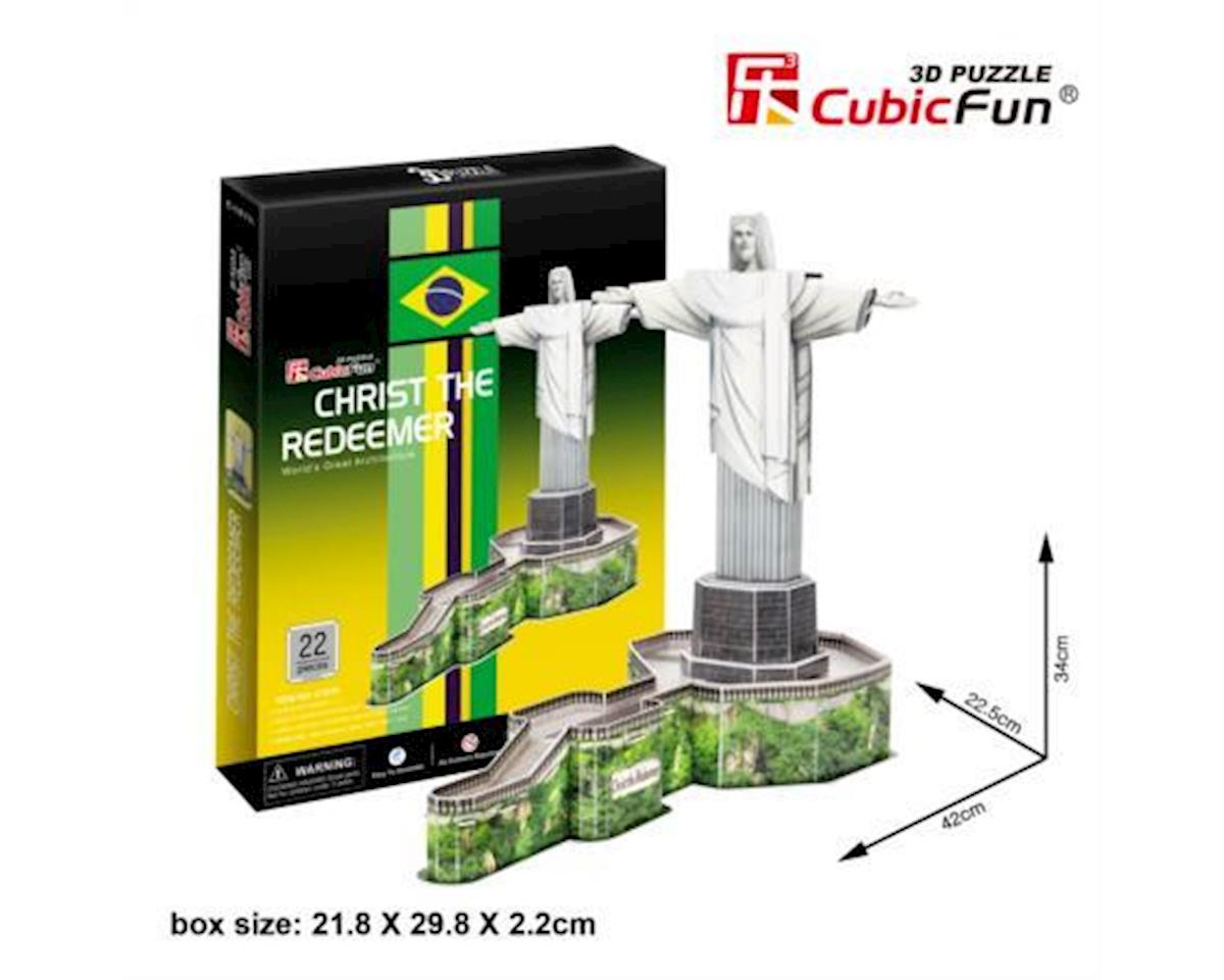 Christ The Redeemer Statue 3D Puz