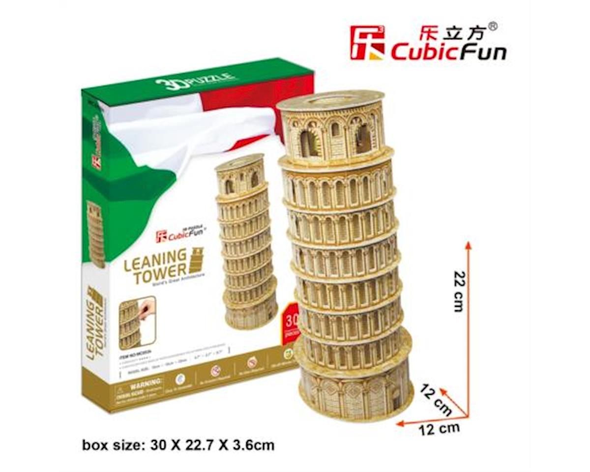 Cubic Fun Leaning Tower Of Pisa 3D Puzzle