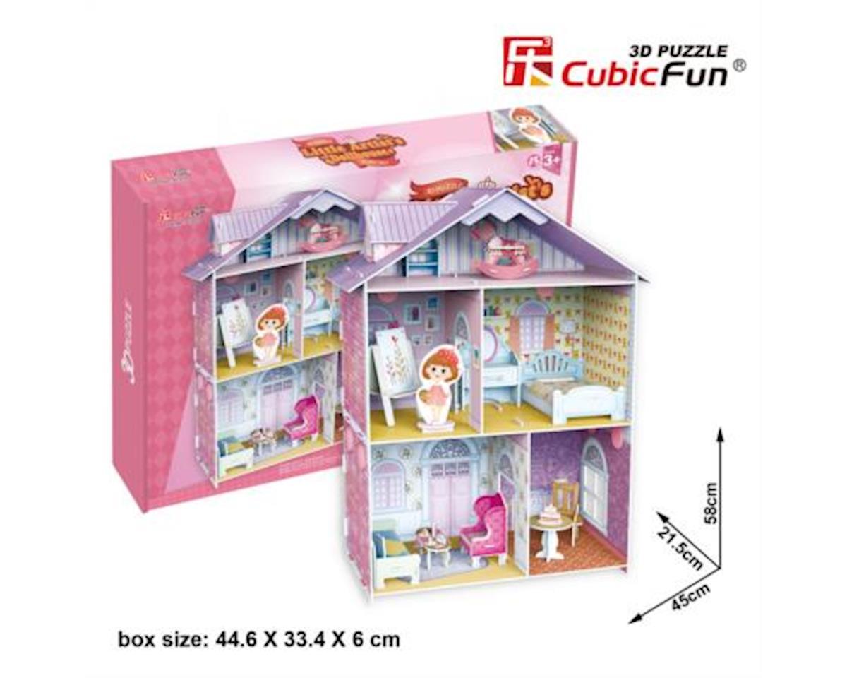 Cubic Fun Little Artist's Home