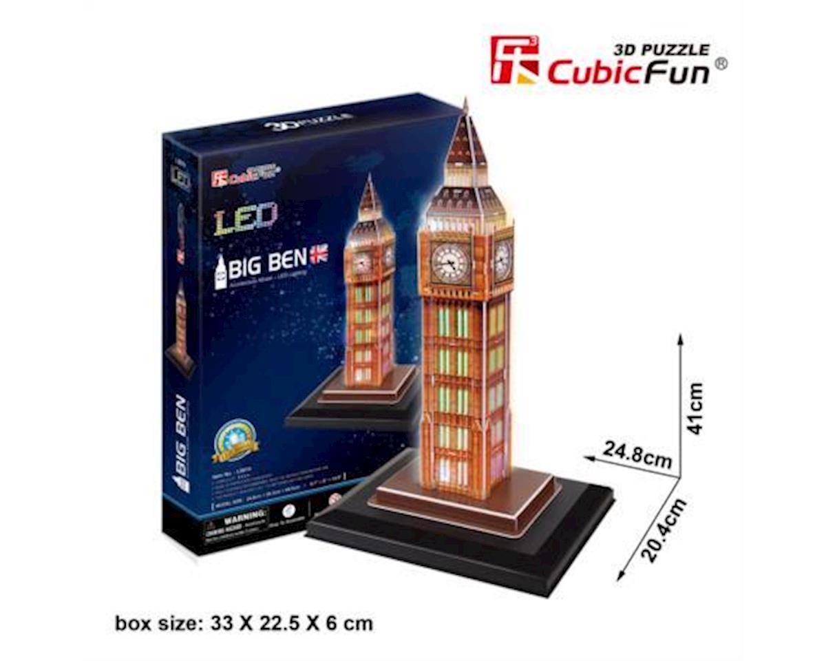 Cubic Fun CubicFun L501H Led Big Ben Puzzle