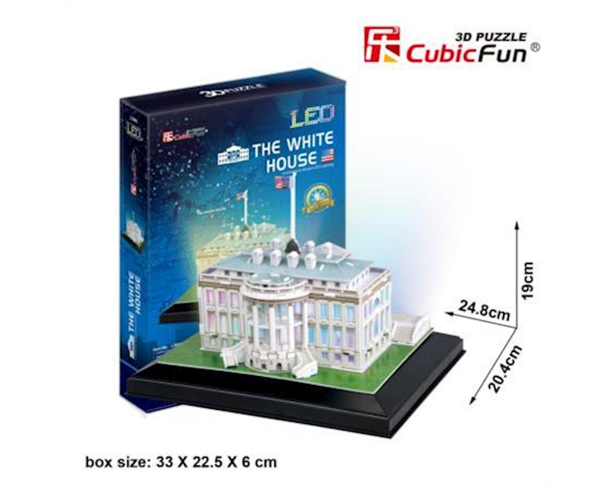 Cubic Fun White House, 56 pieces