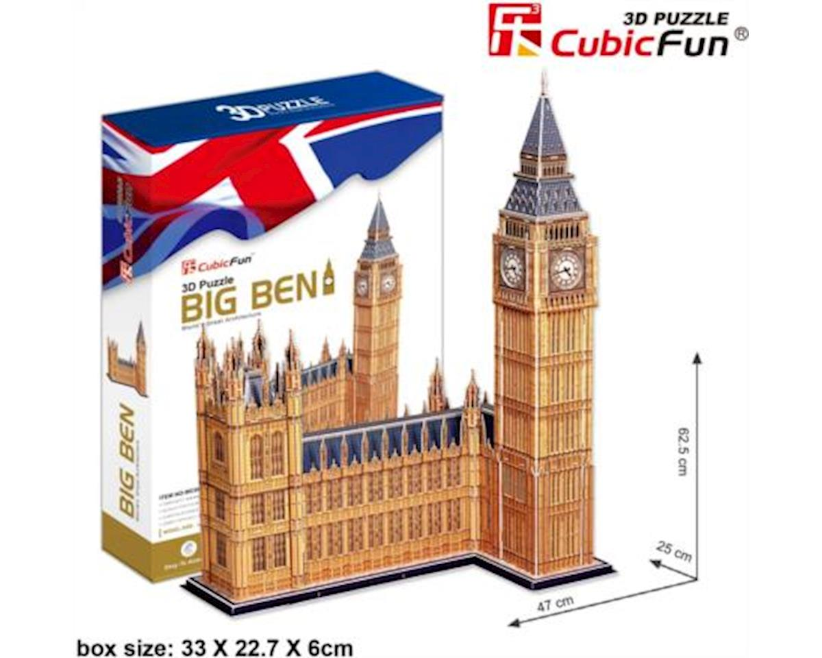 Cubic Fun CubicFun MC087H Big Ben Puzzle