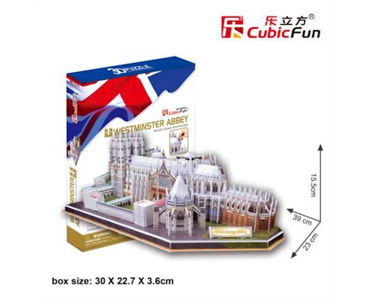 Cubic Fun Westminster Abbey 3D Puzzle