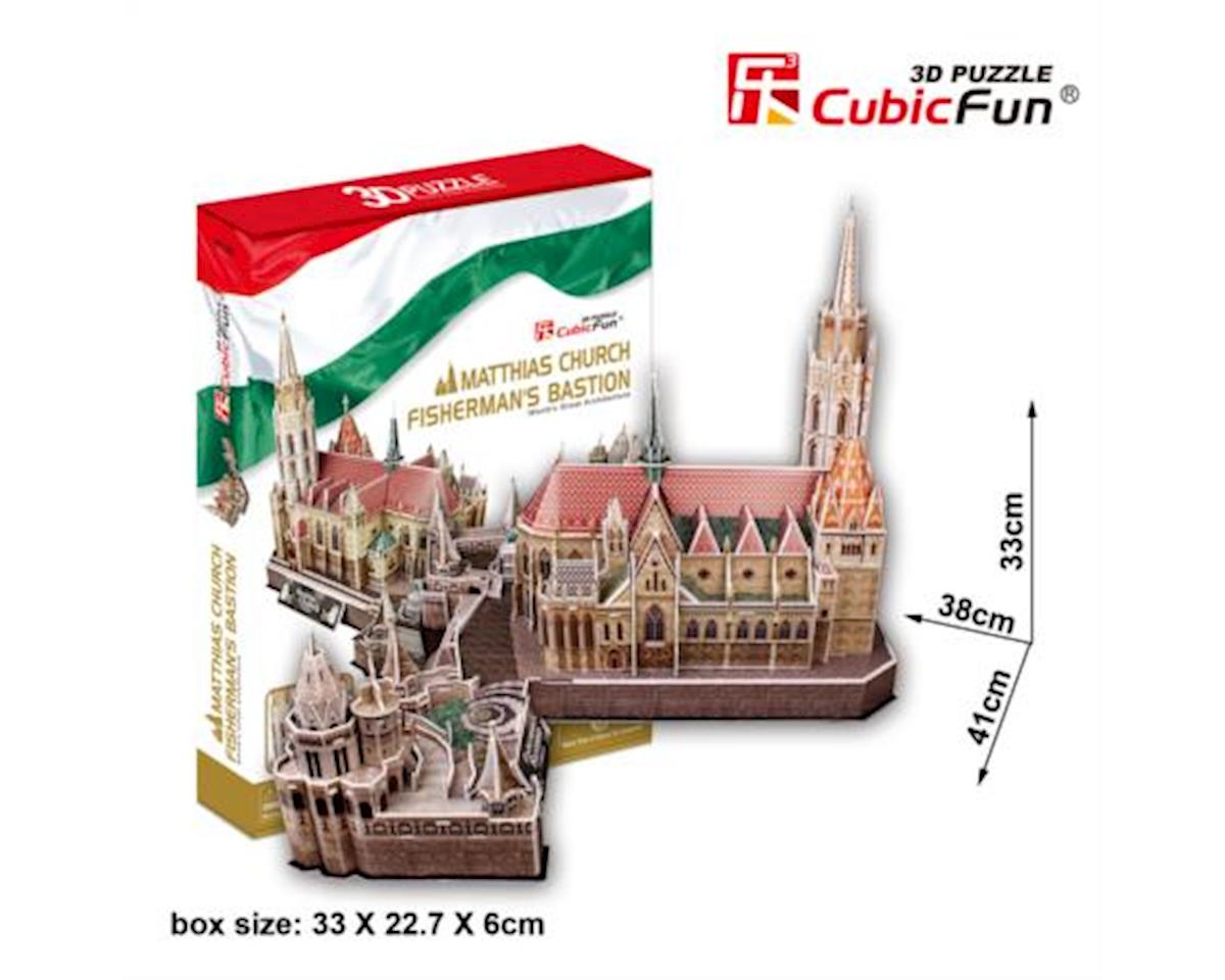 CubicFun MC128H Matthias Church Puzzle