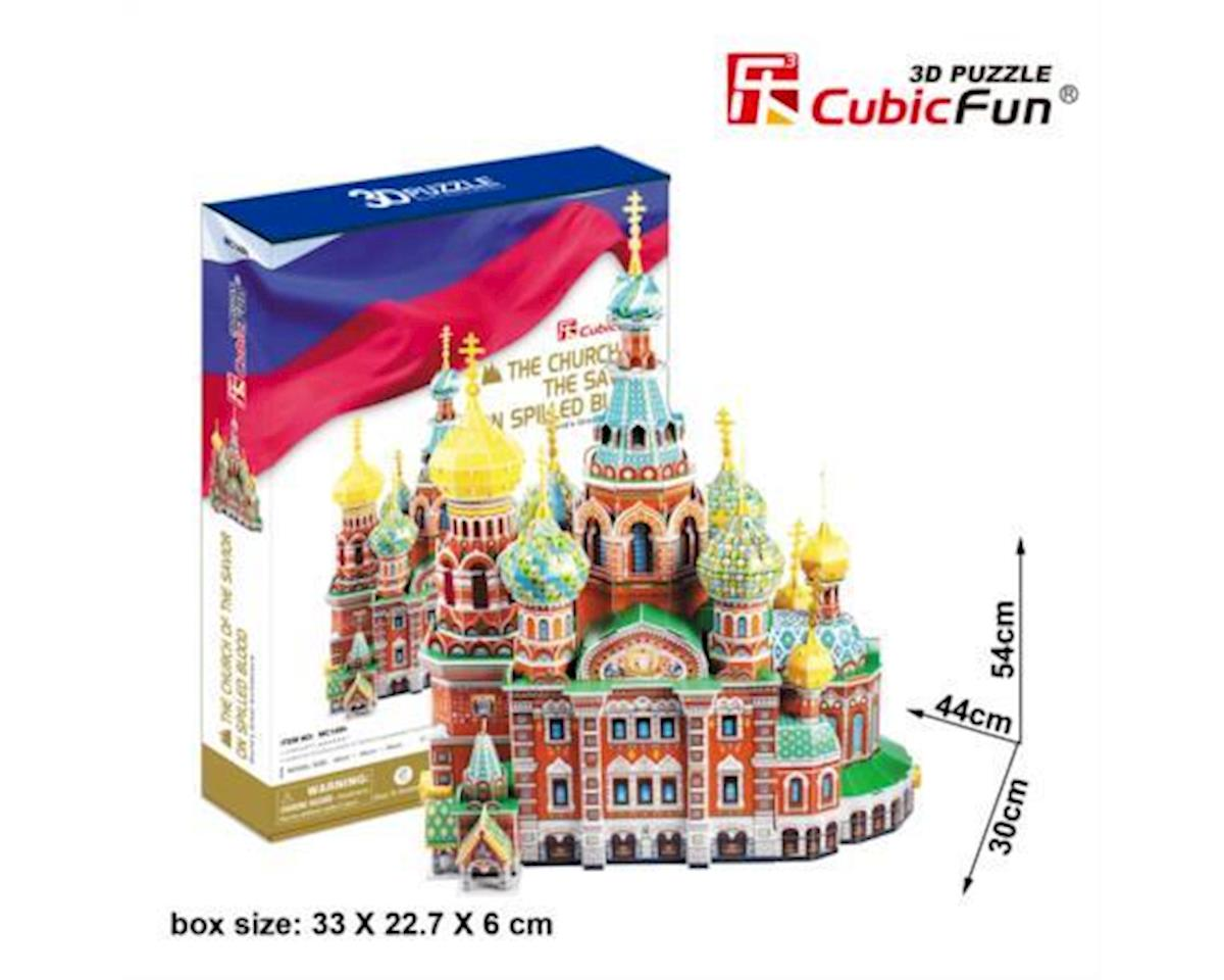 Church Of The Savior 3D Puz by Cubic Fun