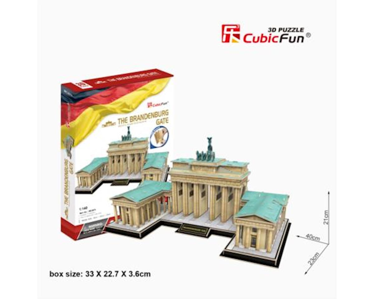 CubicFun MC207h The Brangenburg Gate Puzzle, 150 Pieces by Cubic Fun