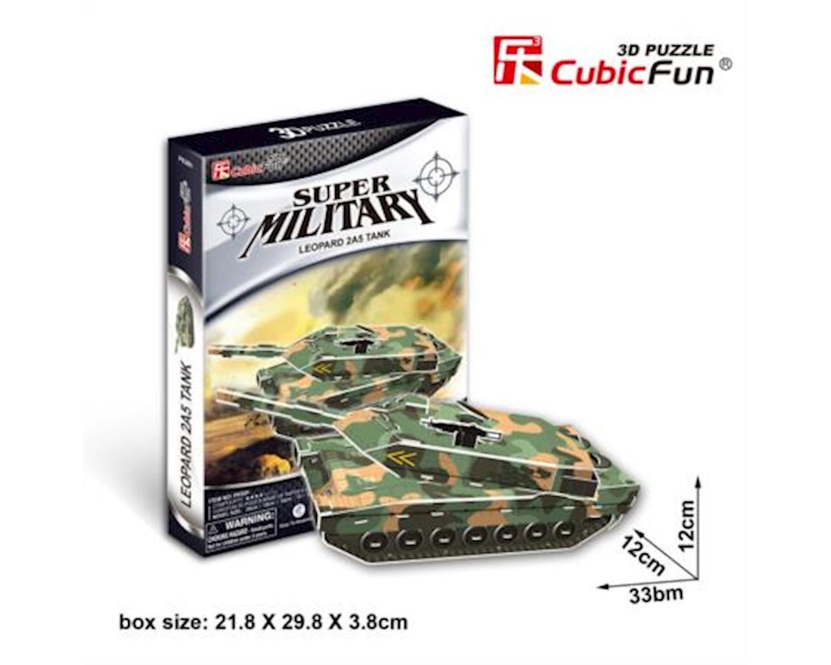 Cubic Fun Leopard 2A5 Tank 3D Puzzle