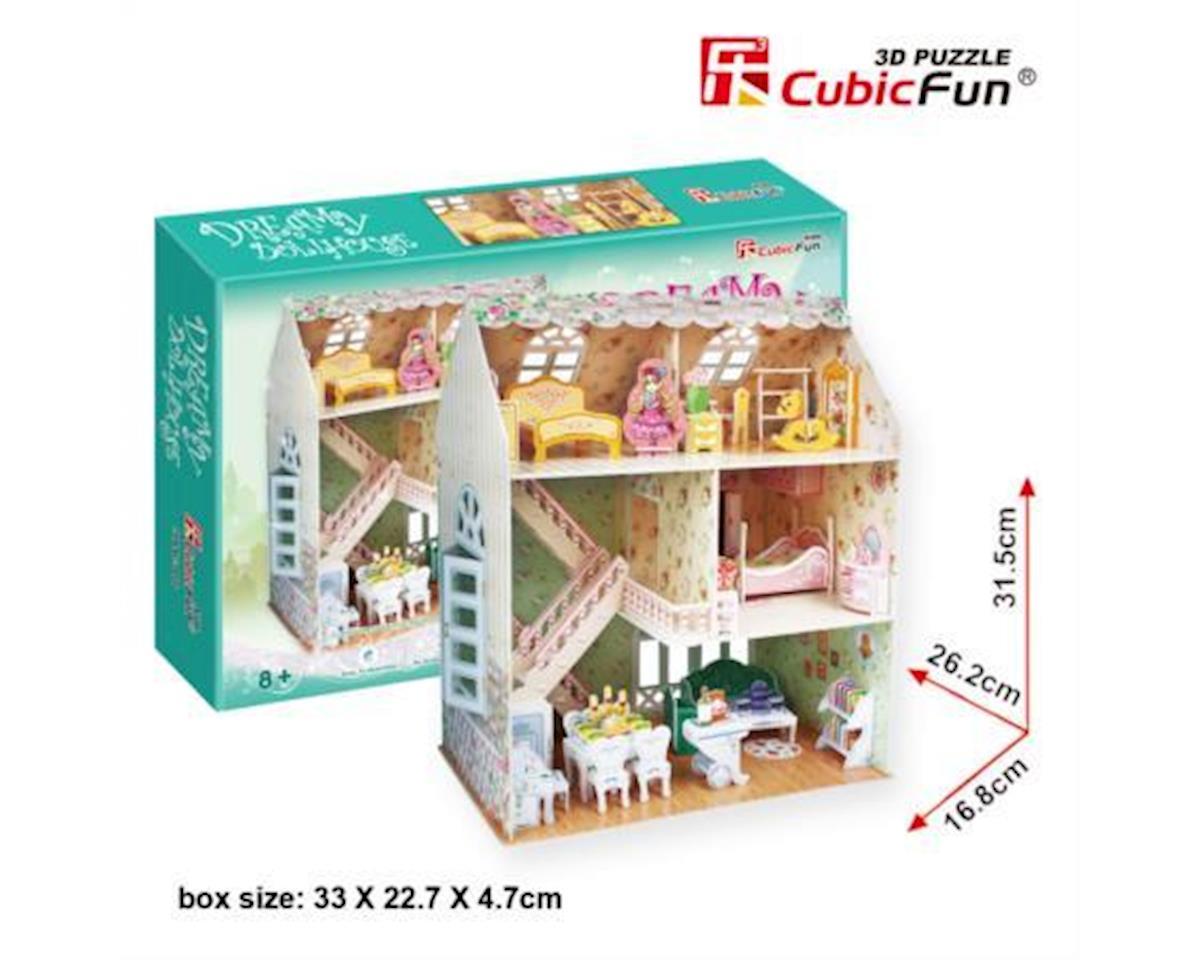 Dreamy Dollhouse Puzzle