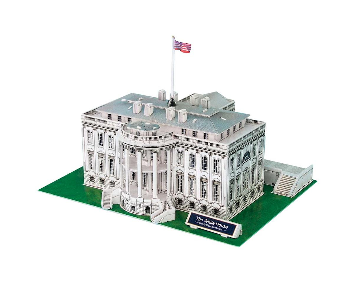 Cubic Fun White House 3D 64Pcs