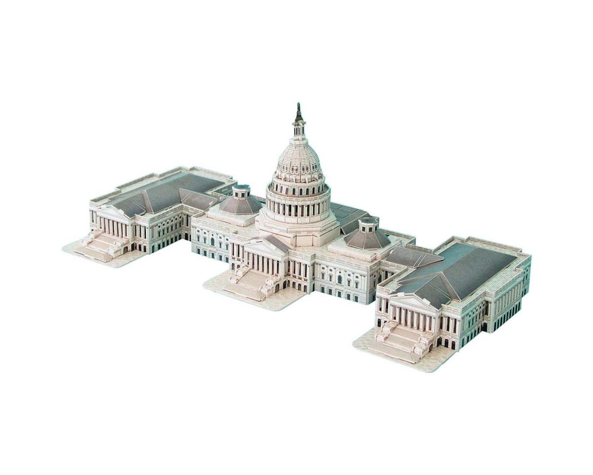 Cubic Fun Us Capitol 3D 132Pcs